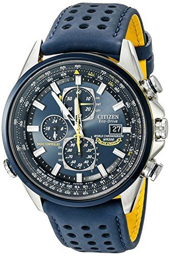 Just arrived Citizen Men's AT8020-03L Blue Angels World A-T Eco-Drive Watch