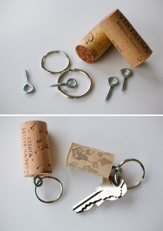 Keychains are one of those things you don't truly appreciate until something goes wrong. They are some of the most practical household items that can prevent the awkwardness of grabbing someone else's keys by accident or the problems that arise when you lose yours. But practical doesn't have to mean boring! If you love crafts and DIY projects , you know how fun it is to inject beauty into everyday items, and keychains are no exception. Why buy them when you can make fun personalized ones?...