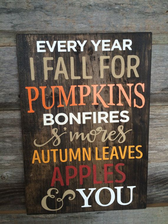 **USE FALL15 AT CHECKOUT FOR 15% OFF ANY ORDER NOW THRU SUNDAY (9/25)** *ITEM DESCRIPTION* Celebrate this fall season with this wonderful fall wood decor. The dimensions are 1 x 11.25 x 16. Materials used are wood, wood stain, chalk paint, acrylic paint, satin protective finish, screws and steel wire to hang. **PLEASE NOTE THE WOOD MAY NOT BE THE EXACT STAIN COLOR AS THE PICTURE. EACH PIECE OF WOOD STAINS SLIGHTLY DIFFERENT.** *SATISFACTION GUARANTEE* We want our customers to be satisfied…