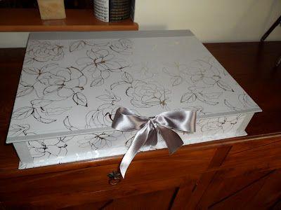 Caja para álbum de boda