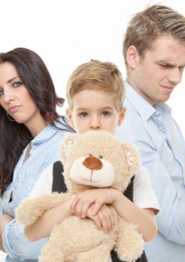 Gemeinsame Kinder mit einem Narzissten - UMGANG mit
