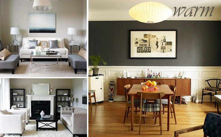 beautiful warm gray paints that made the list london fog. Black Bedroom Furniture Sets. Home Design Ideas