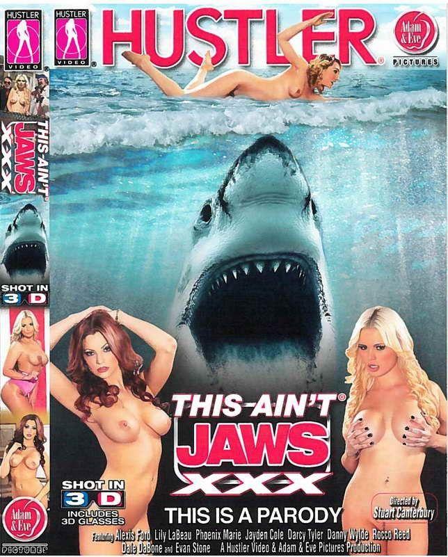 Jaws parody alexis ford