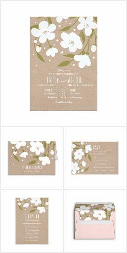 White Cherry Blossom Wedding Suite