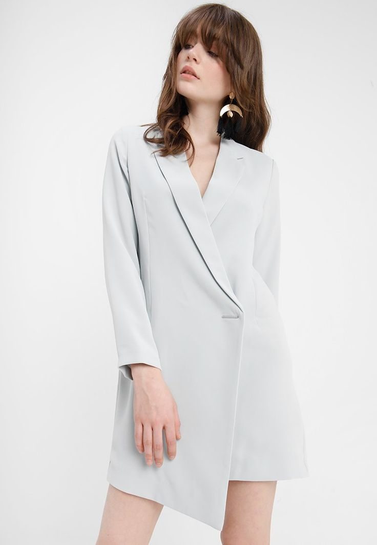 BAR DRESS – Vestito estivo – grey @ Zalando.it 🛒