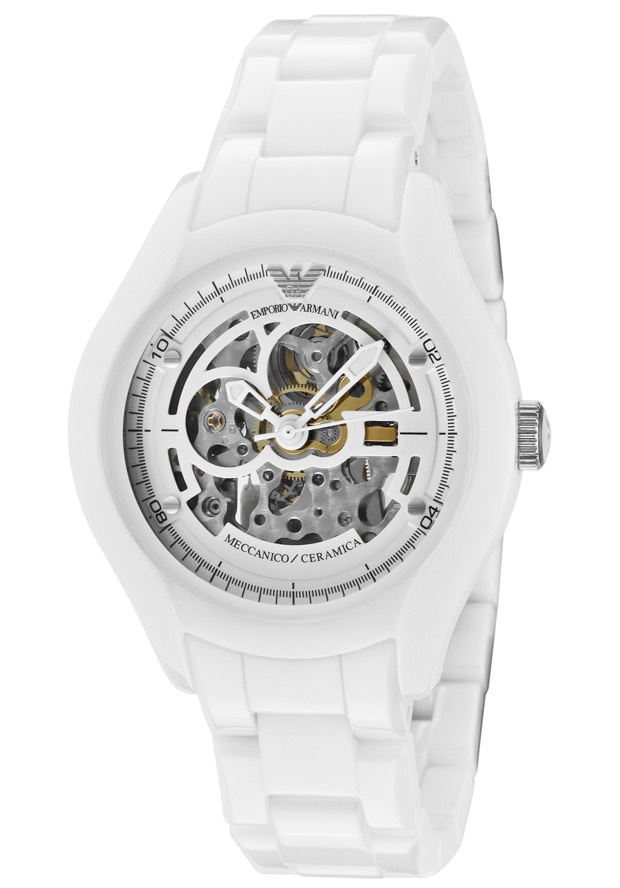 Price:$248.13 #watches Emporio Armani AR1428, A true work of art. This Emporio Armani timepiece glows with a unique aura it is sure to be the perfect addition to your timepiece collection.