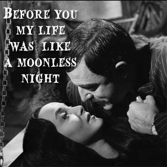 """""""Πριν εσενα η ζωη μου ητανε σαν μια νυχτα χωρις το φεγγάρι"""" <3"""