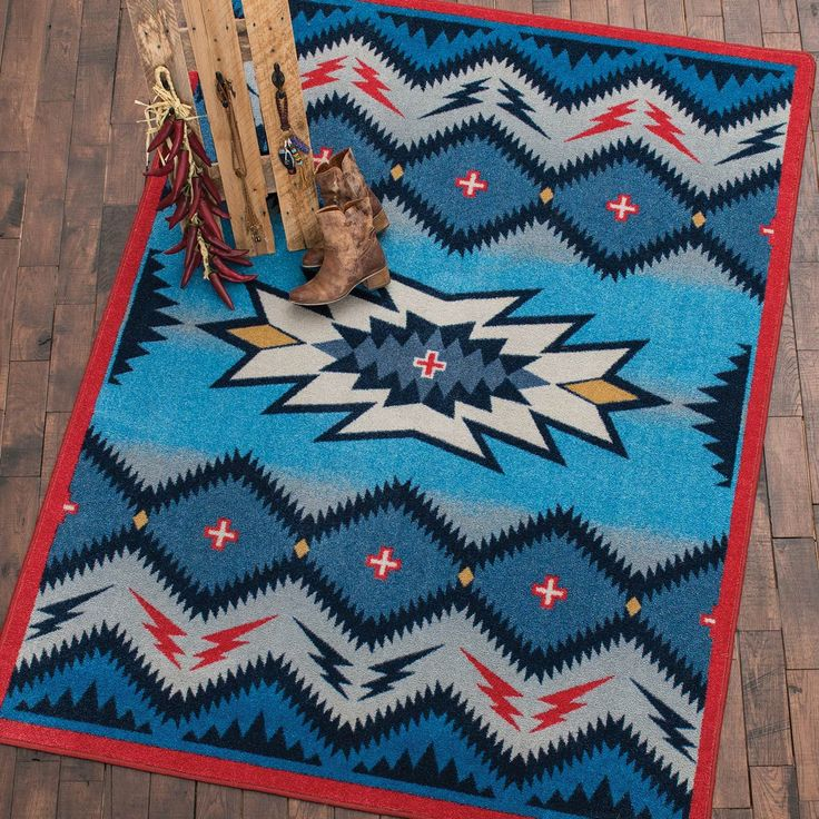 33 Best Southwestern Area Rugs Images On Pinterest