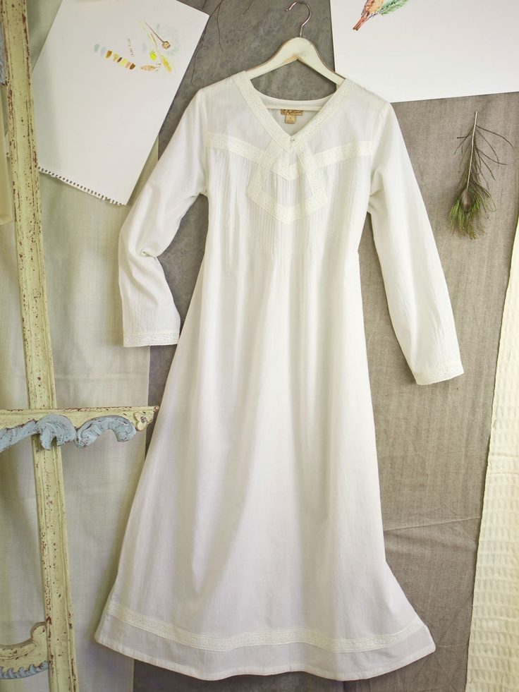 favorite cotton nightgown