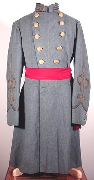 Confederate Butternut Uniform 94