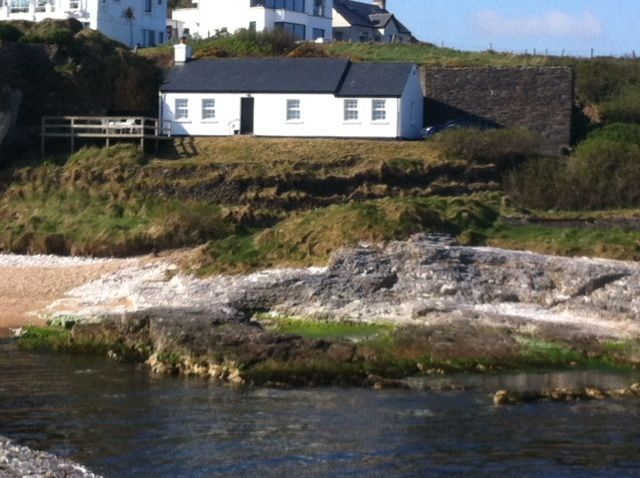 VRBO.com #1772157ha - Ballintoy Beach Cottage, Romantic Seaside Getaway, Game of Thrones Location