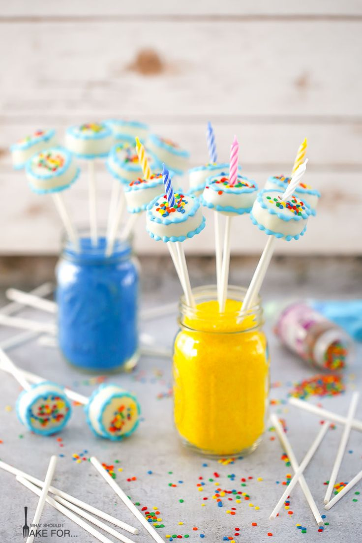 Best  Birthday Cake Pops Ideas On Pinterest Cake Pop - Cake pop birthday cake