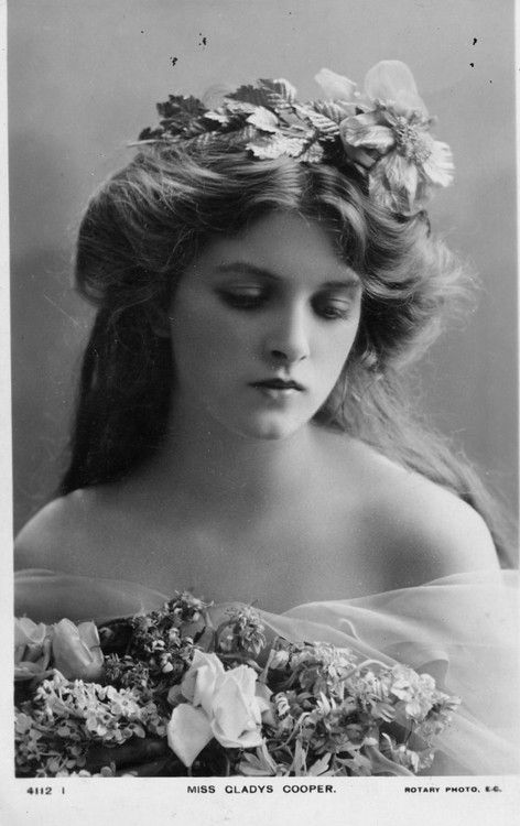 Gladys Cooper (18 December 1888 – 17 November 1971) was an English actress whose career spanned seven decades on stage, in films and on television.Beginning on the stage as a teenager in Edwardian musical comedy and pantomime, she was starring in dramatic roles and silent films before the beginning of the First World War. She also became a manager of the Playhouse Theatre from 1917 to 1933, where she played many roles.