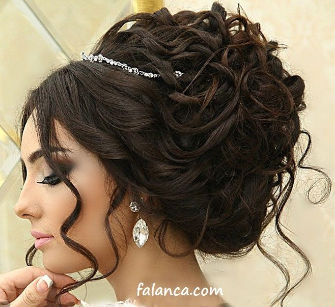 indian bride hairstyle - Google Search