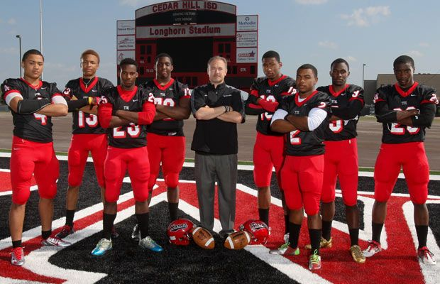 Cedar Hill Longhorns picked by Max Preps as the best team in America heading into the 2014 season. #TTHL