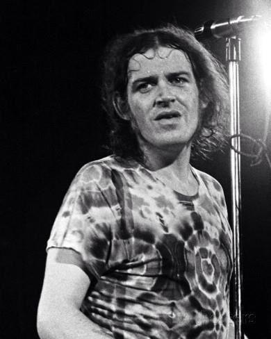 Joe Cocker in Detroit, 1970. Charlie Auringer
