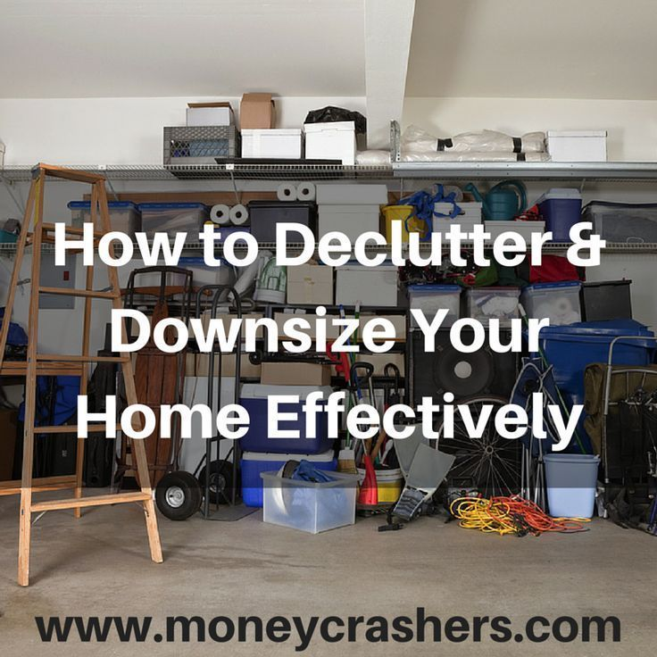 How to Declutter & Downsize Your Home Effectively  9 Essential Tips