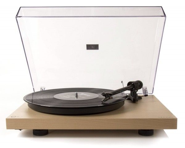 One of the best vinyl record players is a Crosley C10A-NA 2 Speed Manual Turntable with Pro-Ject Tone Arm.
