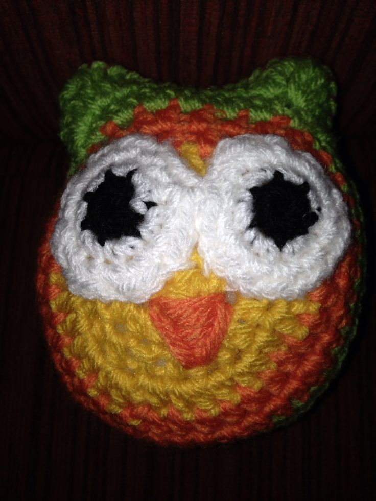 Another little owl stuffy!