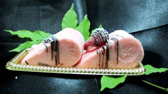 Dessert Fragola 03 - Strawberry- Ice Cream - 1686