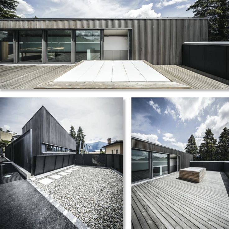 Oltre 25 fantastiche idee su architettura per case su for Interni di case in legno contemporanee