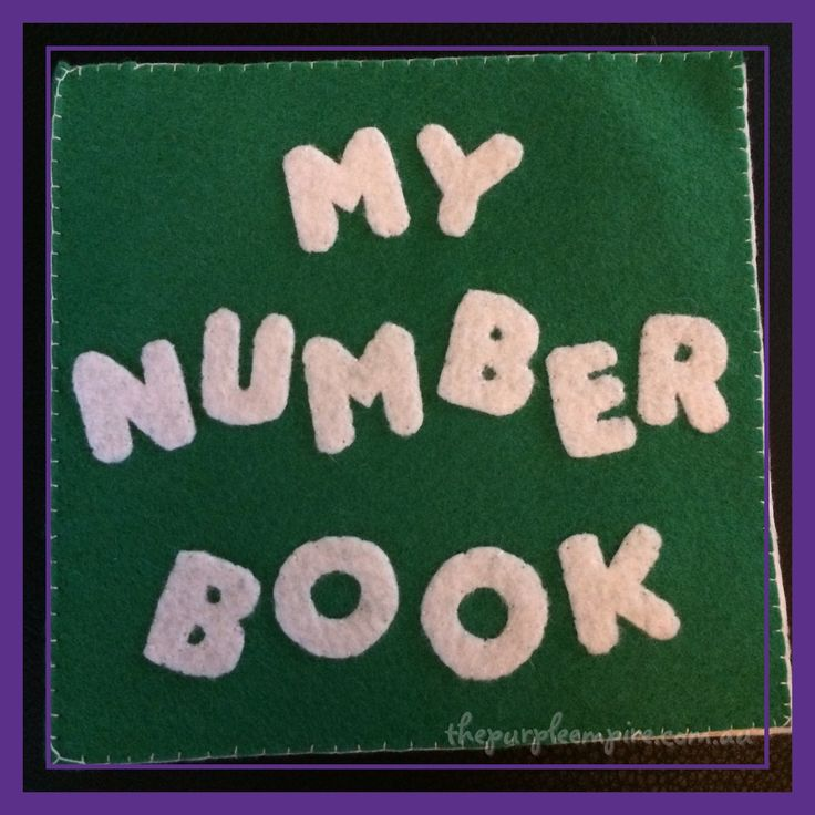 A super versatile hand stitched activity book. Preschoolers will love tracing the large blackboard fabric numbers with chalk to practice their...
