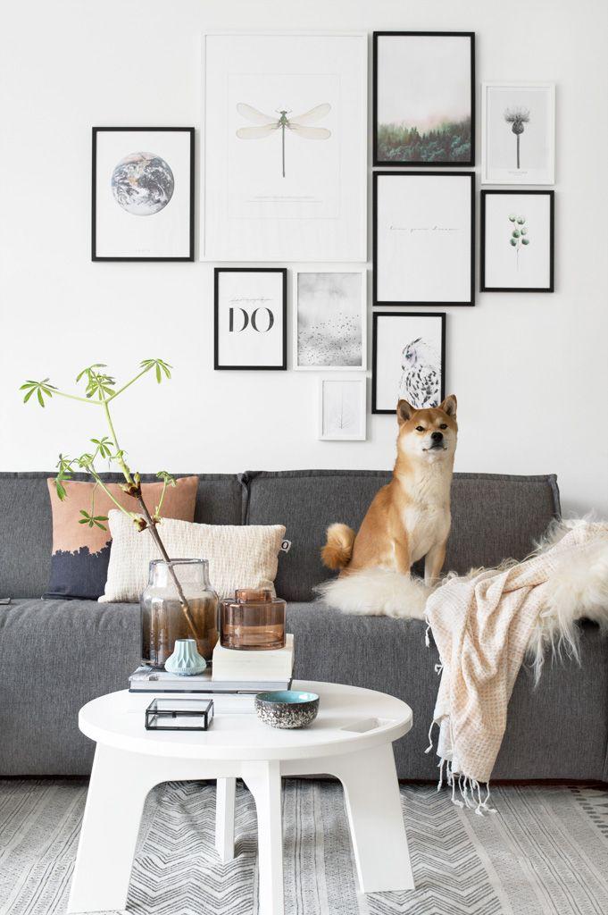 Livingroom - Tanja van Hoogdalem