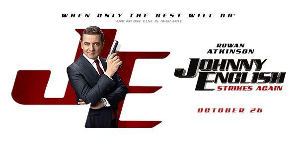 Film Review Johnny English Strikes Again 2018 Moviebabble Johnny English Film Review Strikes Again