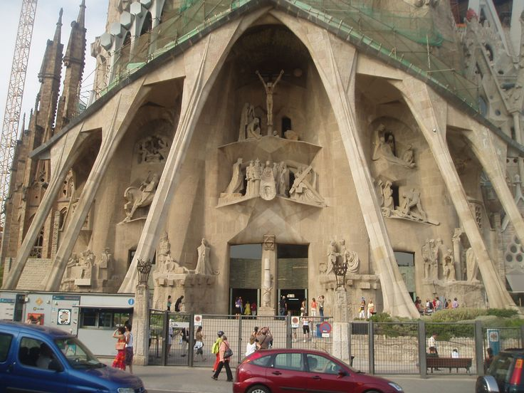 Imagenes+De+La+Iglesia+De+Gaudí+La+Sagrada+Familia