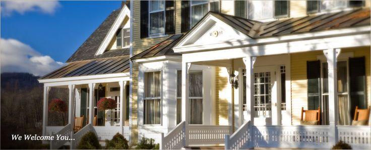 Jackson House Inn (Hotel), Woodstock, VT (TL 1/99)