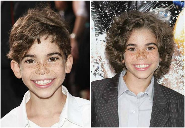 Little Cameron Boyce
