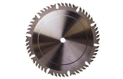 Los cinco tipos de hojas usadas en una sierra circular fija