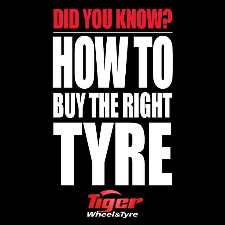 Buying tyres can be a hard choice, with factors relating to quality and overall driving experience. It's important to make the right choice. Need help making a decision?  Click the link below to read more or visit Tiger Wheel & Tyre in Nelspruit and they will assist in making the right choice for you.  http://www.twt.co.za/tyres/top-tips/how-buy-right-tyre/