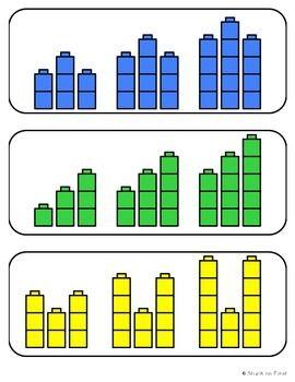 Growing Pattern Task Cards FREE!!