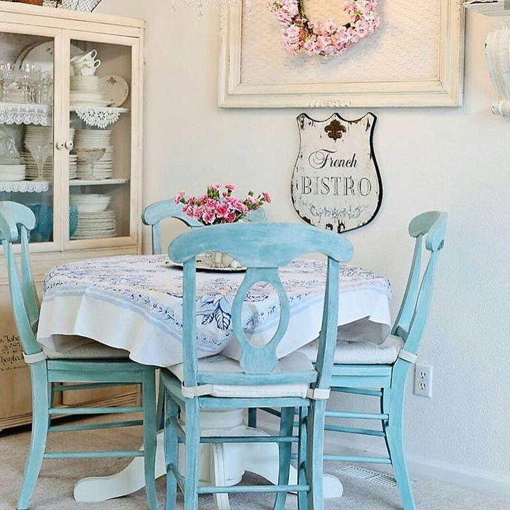 857 besten Shabby Chic - Speisezimmer Bilder auf Pinterest | Rund ...