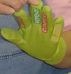 The Salvation Glove is a hands on activity that can be used while teaching or reviewing God's plan of Salvation. There are two other versions of this on this website but I have never been completely satisfied with it so I keep redoing it. The first one was done before I... #acts #luke #mark