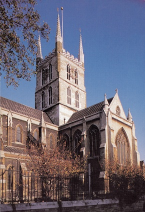 Southwark Cathedral in London - Save with a London Pass!