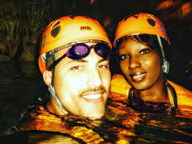 If it scares you it might be a good thing to try. Check out our new blog link in Bio . . .  http://ift.tt/1mVae4a  #travel #blogger #picoftheday #wanderlust #adventure #cave #swirllove #travelnoire #me #mood #beautiful #mexico #yucatan #underwater #eco #p