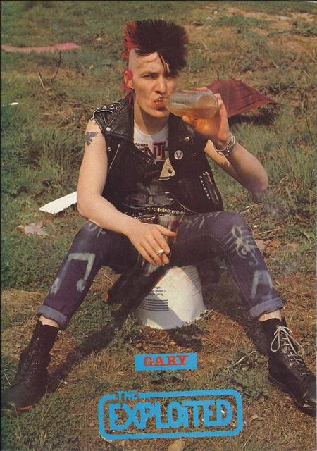 Gary / The Exploited