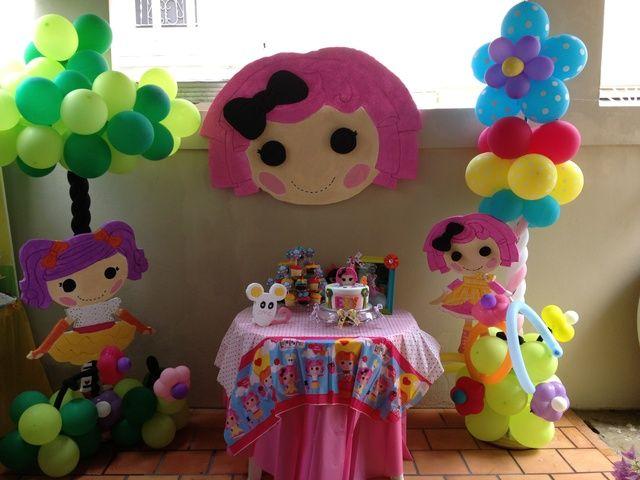 "Photo 1 of 11: Lalaloopsy Party / Birthday ""Ely Lalaloopsy 4th Birthday""   Catch My Party"