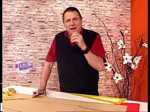 Explica el TRASERO DEL PANTALON Hermenegildo Zampar - Bienvenidas TV - Explica el Trasero del Pantalón.