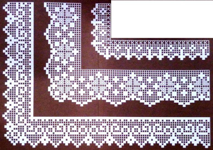 crochet em revista: Outubro 2011