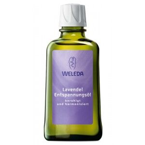 Uleiul relaxant de lavanda de la Weleda raspandeste parfumul si caldura din Provence, reconfortand trupul si sufletul si generand un somn linistit. Disponibil pentru comanda online pe www.greenboutique.ro