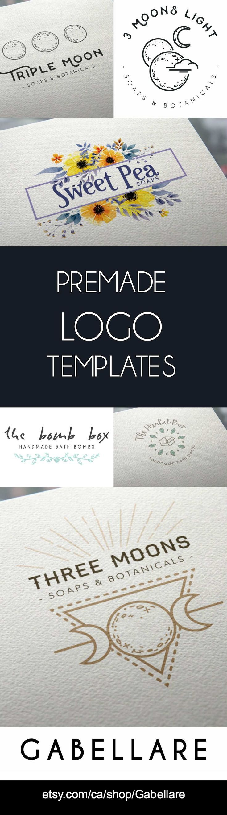 Gabellare | Improve your business reach with a unique logo. If you just started your own small business, blog or direct sales company, there's only few ways to stand out. Present yourself with the professional looking branding, your clients are hoping for, with an eye catching custom logo design, to give your business the exceptional style you need.