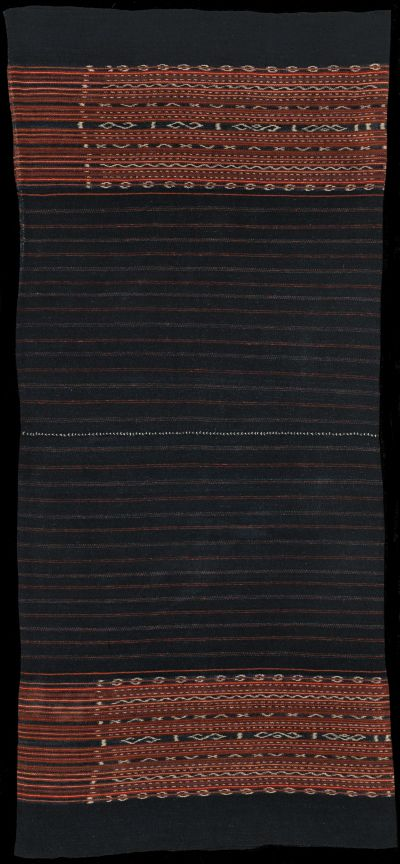 Sarong - Ikat from Solor, Solor Archipelago, Indonesia