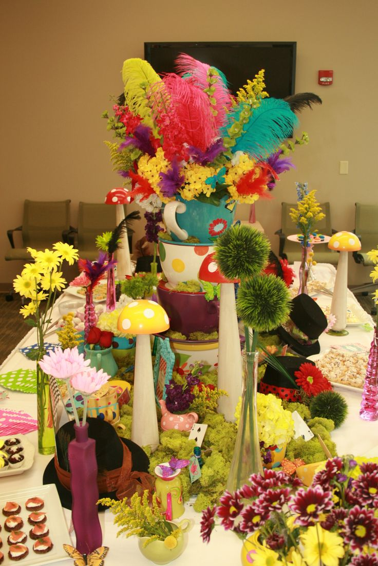 Mad hatter tea party decoration ideas - Mad Hatter Tea Party Decorations Mad Hatter Tea Party Event Party Ideas