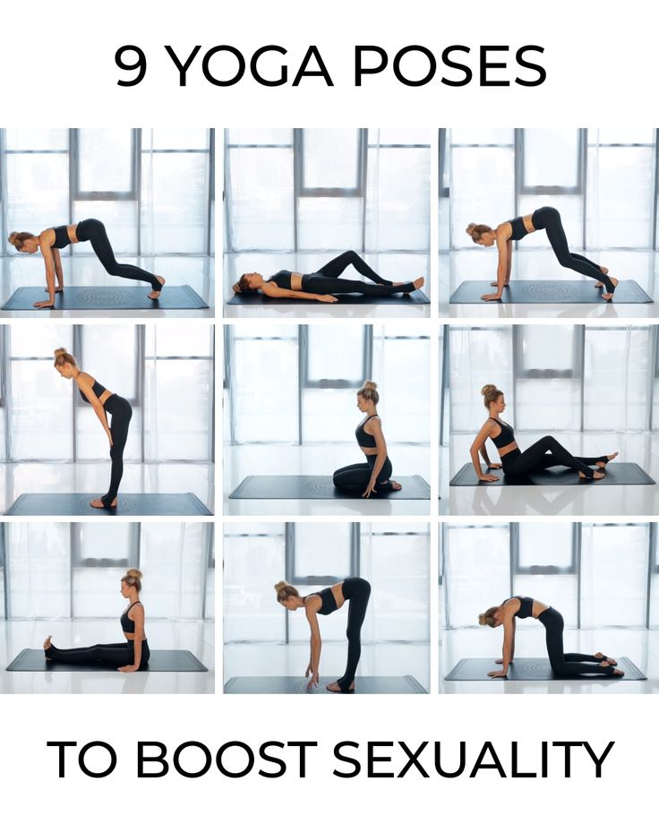 9 Yoga Poses to Boost Sexuality  – BetterMe