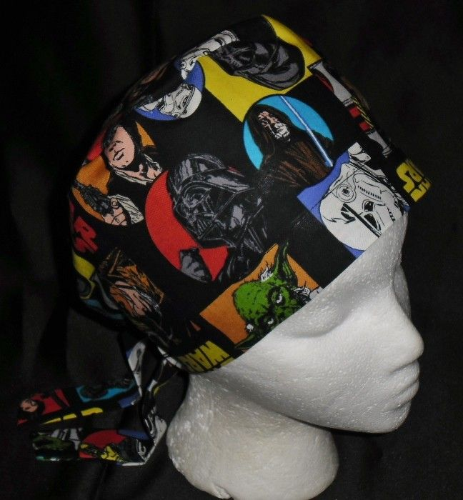 I am listing all my Scrub Caps at my store www.ebluejay.com/... I have been selling here for 7 years. I have over 500 scrub caps listed with more to come. I have also sold on Etsy for 4 years and ebay beginning in 2003. Please check us out.