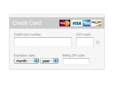 41 best UI, UX! images on Pinterest User interface design, User - credit card form
