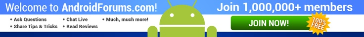 Register to Android Forums